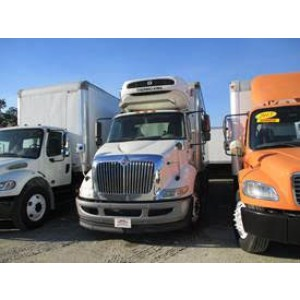 2013 International 8600 Reefer Truck in FL