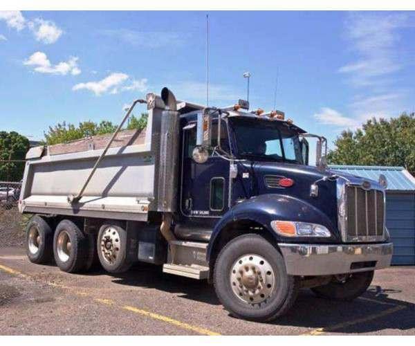 2008 Peterbilt 340 Dump Truck4