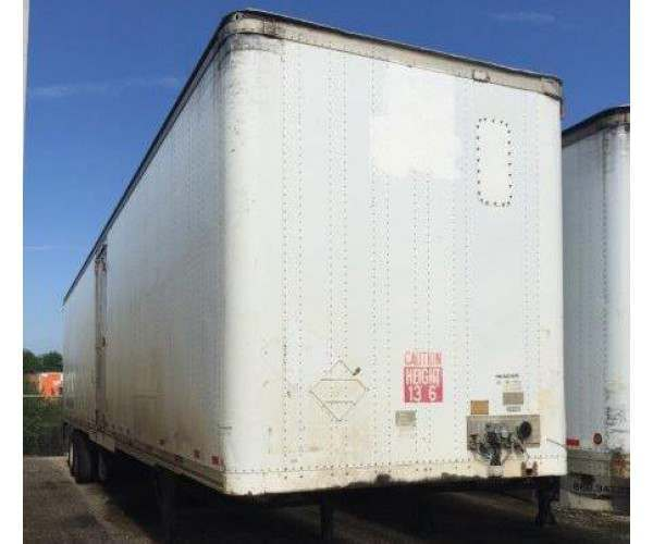2003 Strick Dry Van Trailer 2