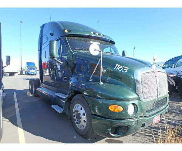 2009 Kenworth T2000 with Cummins ISX in Utah, wholesale, NCL Truck Sales