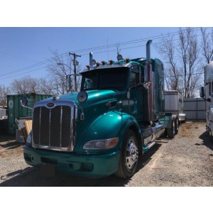 2007 Peterbilt 386 in OK