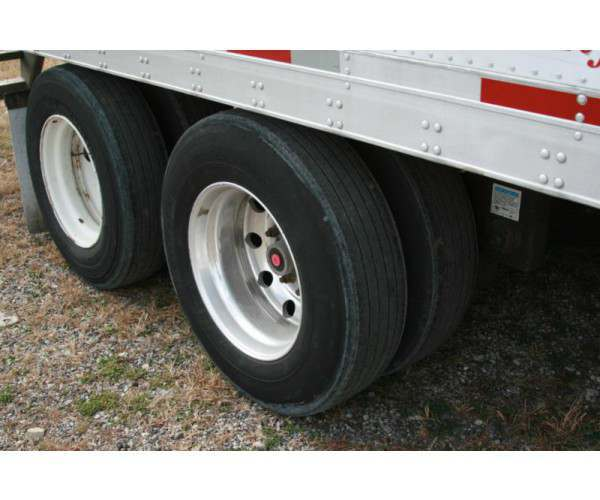 2008 Utility Reefer Trailer1