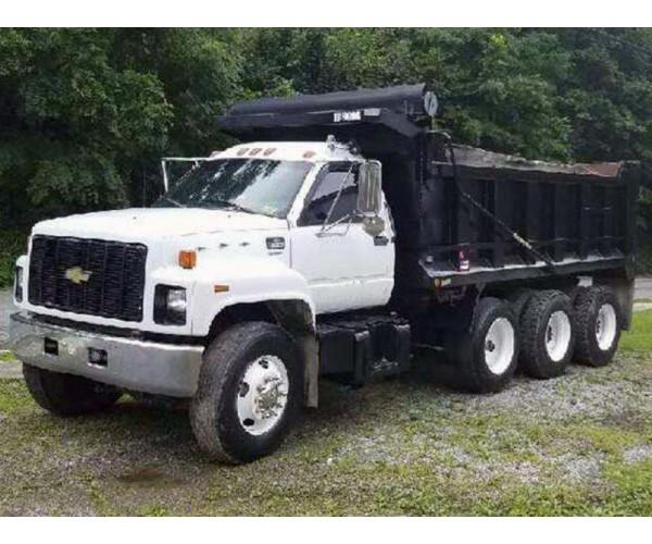 2000 Chevrolet C7500 Dump Truck