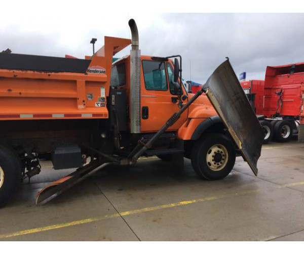 2006 International 7400 Plow Truck 3