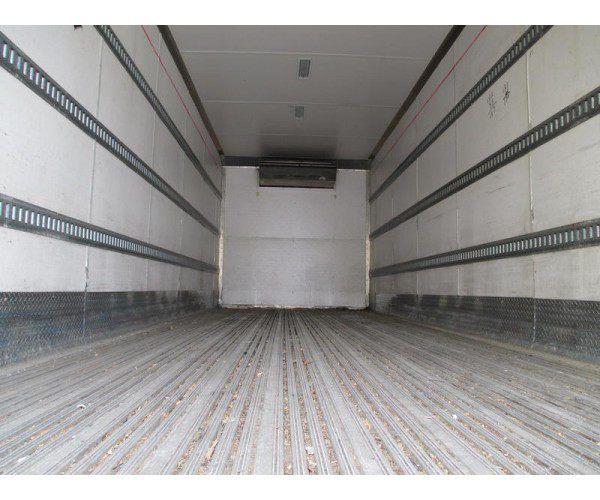 2009 International 4400 Reefer Truck in Rhode Island