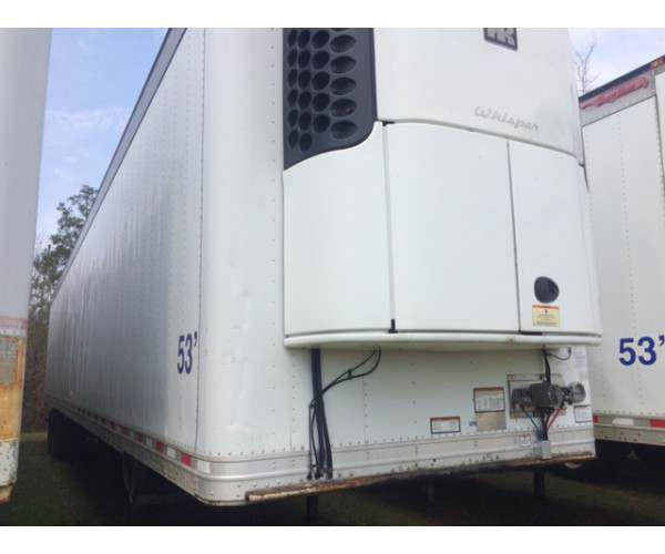 2010 Great Dane Reefer Trailer in AL