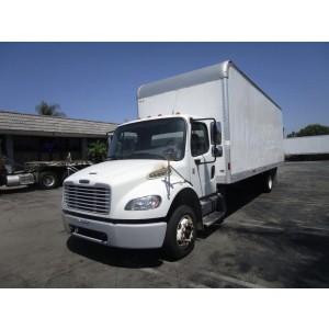 2014 Freightliner M2 Box Truck
