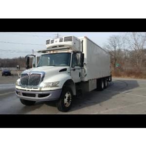 2010 International 4400 Reefer Truck in NY