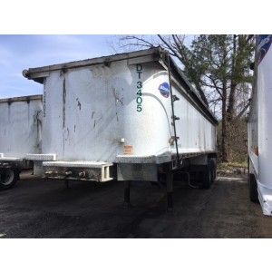 2008 Rhodes End Dump Trailer in VA