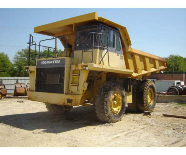 1994 Komatsu Model 140M Rigid Frame Haul Truck in Central Illinois