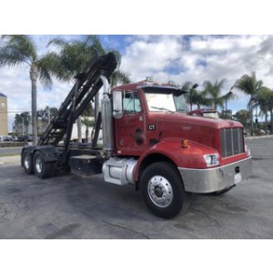 2001 Peterbilt 330 Roll-Off Truck in CA