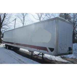 2006 Wabash Dry Van Trailer in CT