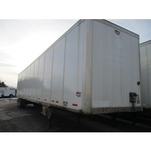 2015 Wabash Dry Van Trailer in OH