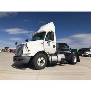 2013 International 8600 Day Cab