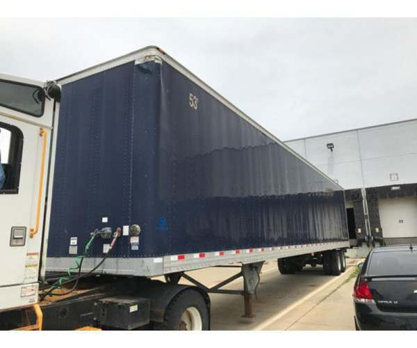 2007 Hyundai Dry Van Trailer in WI