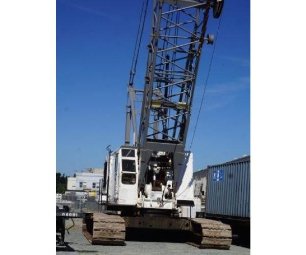 1968 Manitowoc 3900B Vicon Crawler Crane in CA