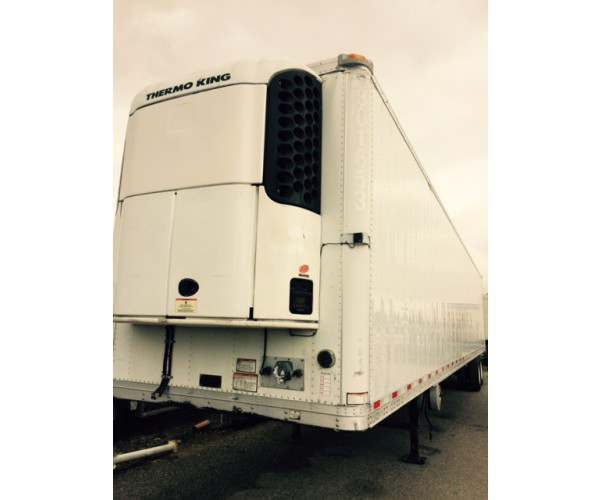 2009 Great Dane Reefer Trailer 5