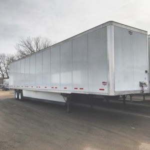 2015 Wabash Dry Van Trailer in IL