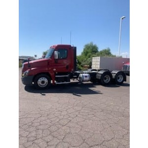 2018 Freightliner Cascadia Day Cab