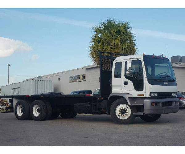 2006 Chevrolet T8500 Flatbed Truck1