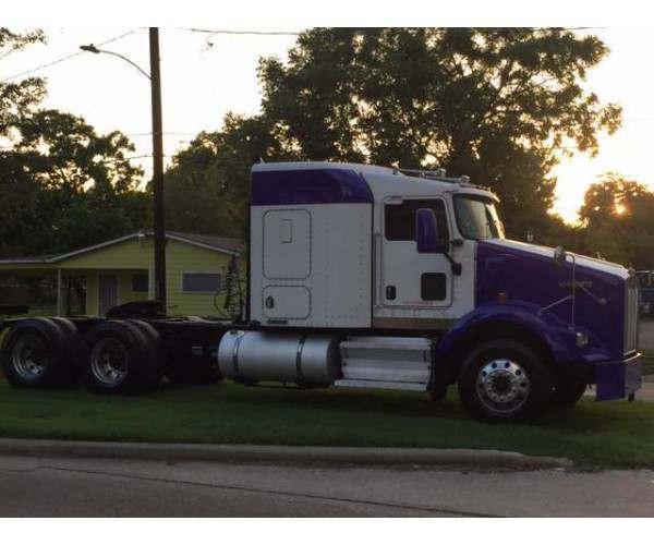 2008 Kenworth T800 4