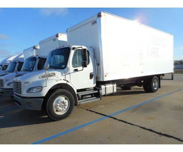 2013 Freightliner M2 Box Truck 7
