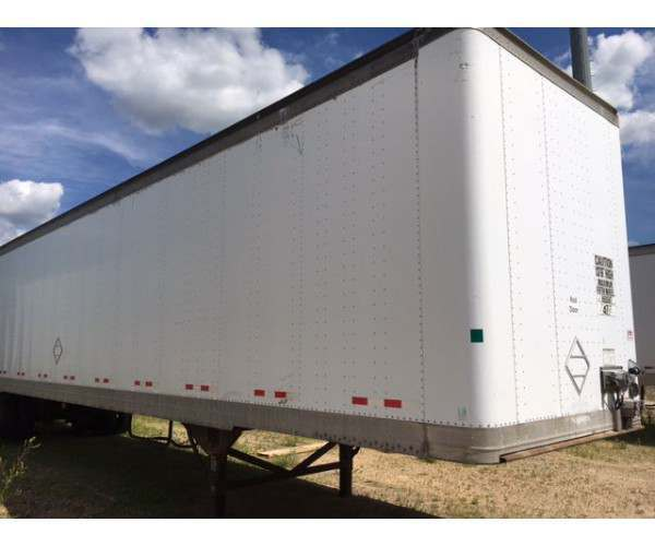 2000 Great Dane Dry Van Trailer 6