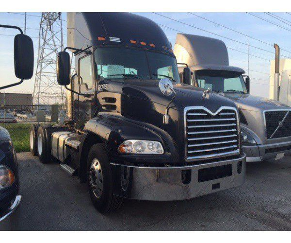 2012 Mack CXN613 Day Cab 4