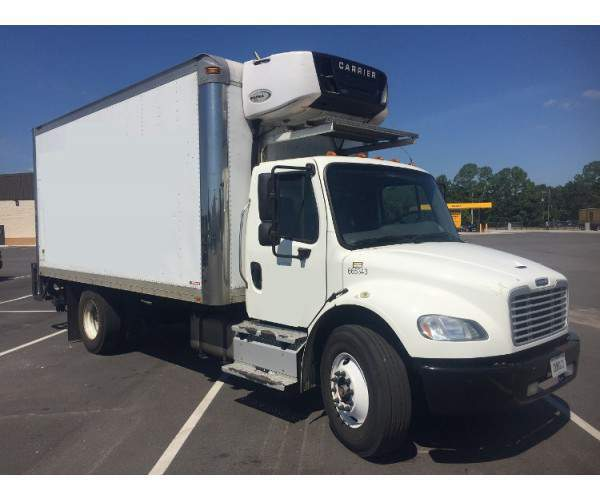 2013 Freightliner M2 Reefer Truck in CT