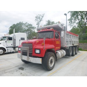 1998 Mack RD688S Dump Truck in MD