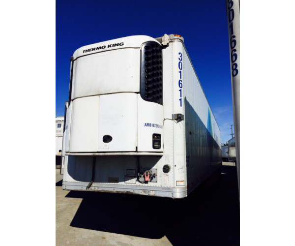 2009 Great Dane Reefer Trailer 10