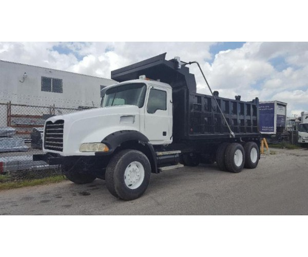 2007 Mack Dump Truck in FL