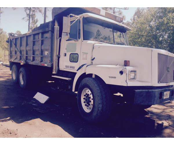 2000 Volvo Dump Truck in FL