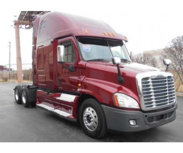 2012 Freightliner Cascadia 9