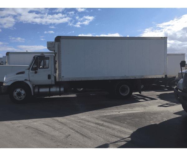 2007 International 4300 Reefer Truck 1