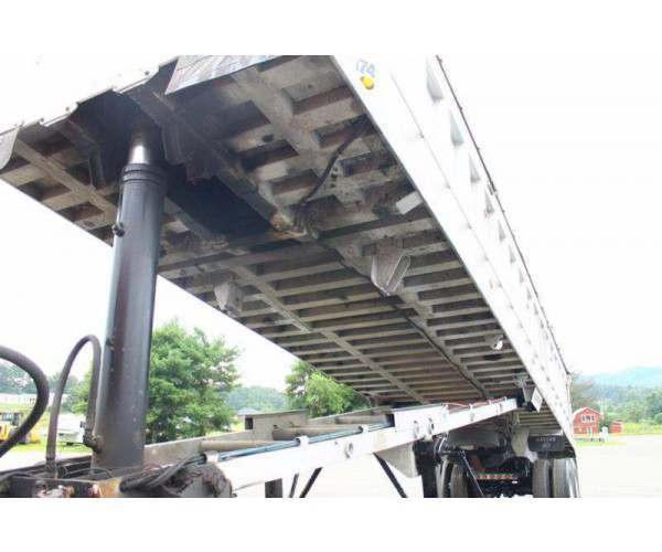 1994 Ravens Frameless Aluminum end dump