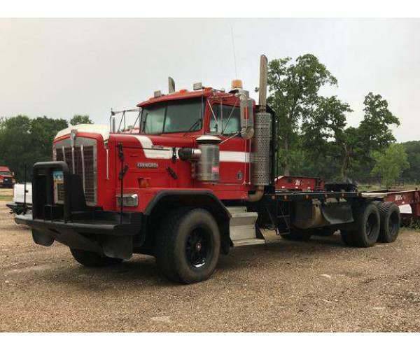 1996 Kenworth T800 Winch Truck 4