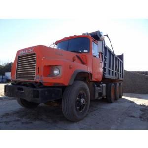 1996 Mack DM690S Dump Truck in SC