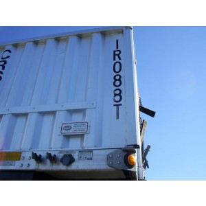 2013 Utility Flatbed Trailer in PA