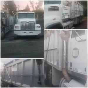 2016 Western Star 4700 Dump Truck