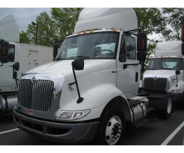 2011 International Prostar Day Cab Single Axle, Maxxforce engine, NCL Truck Sales
