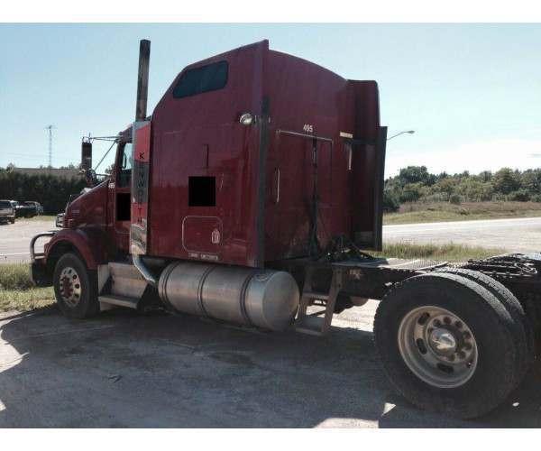 2007 Kenworth T800 1