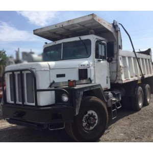 1976 International 5000 Dump Truck in FL