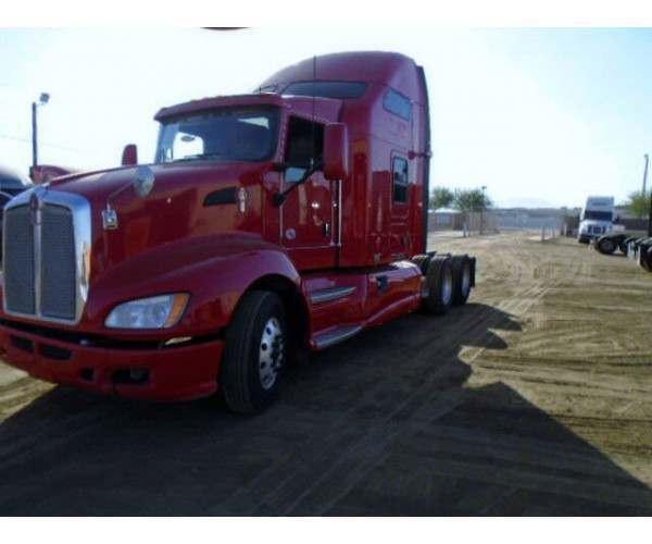 2011 Kenworth T6604