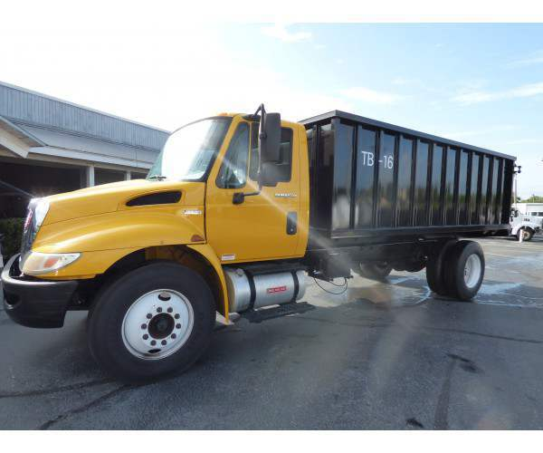 2011 International 4300 Dump Truck
