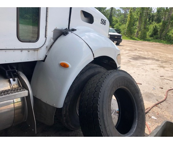 2006 Peterbilt 335 Dump Truck in FL