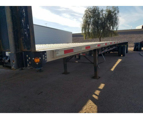 2010 Direct Trailer Flatbed Trailer 2