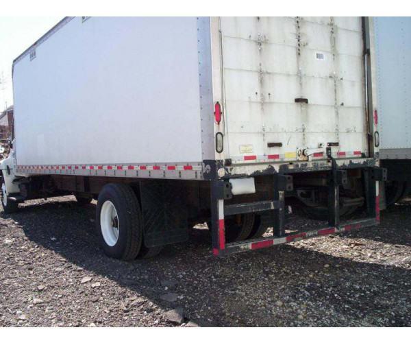 2006 Hino 268A Box Truck 4