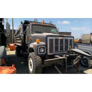 1998 International 2574 Plow Truck in TX