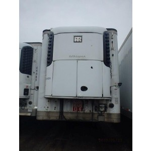 2008 Wabash Reefer Trailer in OH